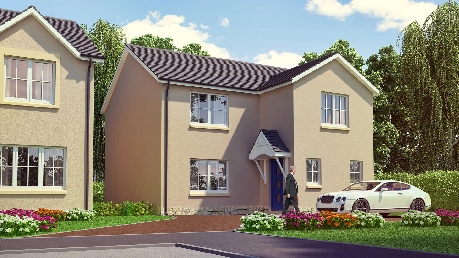 Plot 6 Duchary Belmont Park